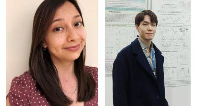 The Cornell Energy System Institute (CESI) is excited to announce our two newest winners of the Post-Doctoral Fellowship Program for 2020. Regina Garcia-Mendez, who will be co-advised by Dr. Andrej Singer and Dr. Lynden Archer; and Cheol Kang, who will be co-advised by Dr. Geoffrey Coates and Dr. Héctor D. Abruña.